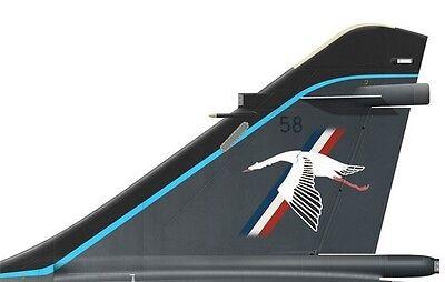 "par G. Marie EC 1//2 /""Cigognes/"" Print Mirage 2000C"