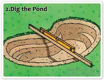 Pond Liner with Lifetime Guarantee and FREE Underlay. Next Day Delivery 5