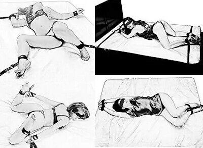 cinghie per legature letto cavigliere manette sexy restrizioni bdsm..costrizione 5