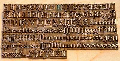 Prägeschrift 10 mm Messingschrift Buchbinder Messing Buchbinden Vergoldepresse