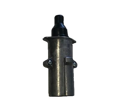 7 Pin 24N Metal Towing Plug Self Wire 24V Trailer Lorry Lighting Mp122B Maypole 3