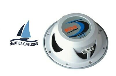 Casse Marine Nautiche Boss Marine Mr50w Speaker 150w altoparlanti full marinized 2