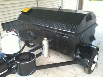 BBQ smoker for Pellet Grills / Chacoal / Gas - Big Kahuna Cold Smoker Generator