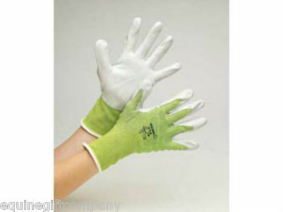 Hy5 Multipurpose Work Stable gloves Yard horse stable garden mucking out SM M Lg 2