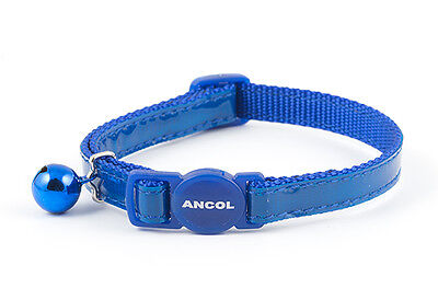 ANCOL REFLECTIVE CAT COLLARS mixed colours 3, 6 or 12 pack deal 2