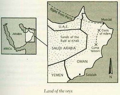 """Road to Ubar"" Arabian Atlantis Buried by Allah's Wrath AD300 Ptolemy's Atlas 4"