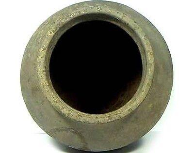 Superb Ancient China Han Dynasty Wheel Turned Large Earthenware Clay Jar 200BC 3 • CAD $377.99