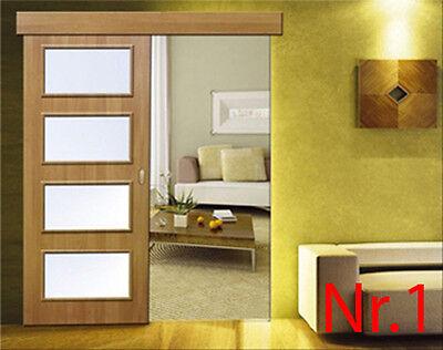 Schiebetur Glas Schiebetur Holz Raumteiler Zimmerturen Schiebeturen