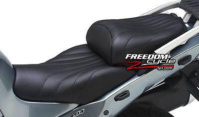 2008-2018 KAWASAKI CONCOURS 1400 Corbin Seat Saddle Set Kit Blk Leather New!