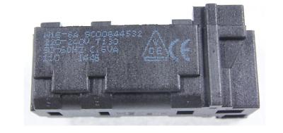 Piedino griglia piano cottura Bosch Siemens Neff 00616462
