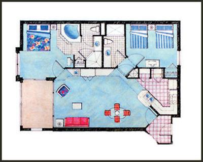 Summer Bay Resort in Orlando, Florida ~2BR/Sleeps 8~ 7Nts September 29 - Oct 6 12