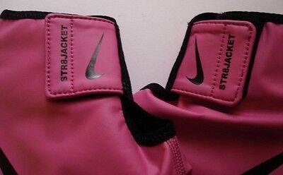 2abacf5a0c2 ... NIKE Men s STR8 Jacket Spat for Football Cleats Cancer Awareness Pink Black  XXL 3