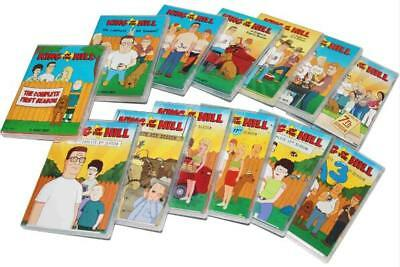 KING OF THE HILL SEASONS The Complete Series Collection Season 1-13 BRAND 2