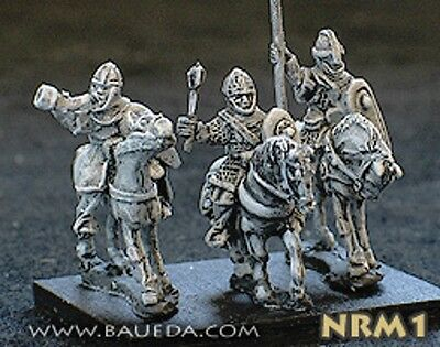 8 Miniatures Infantry Warriors Goths NIB Baueda GOT3 15mm Gothic Foot Command