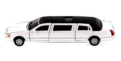1999 Lincoln Town Car Stretch Limousine Limo Taxi 1 38 Scale Diecast