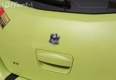 3D ACCENT TRIM EAGLE CHROME CAR AUTO TRUCK SUV ABS EMBLEM LOGO BADGE E-1412PS