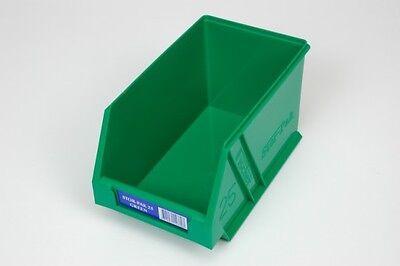 Fischer Plastic Products and Brownbuilt Stor-Pak Boxes / Metal Louvre Panel SP10