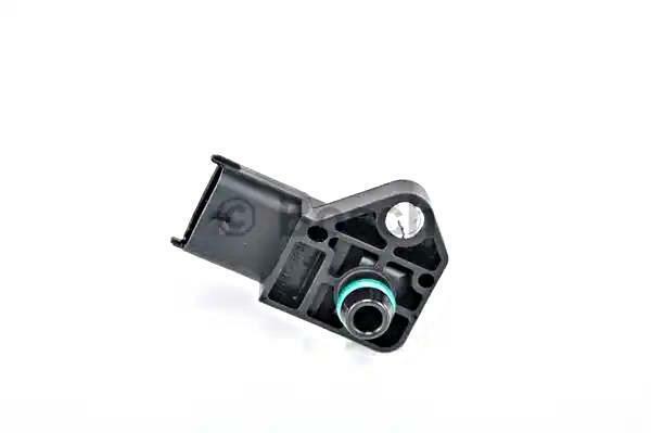 BOSCH Intake Manifold Boost Pressure Sensor MAP Fits OPEL Antara  2.0-2.2L 08