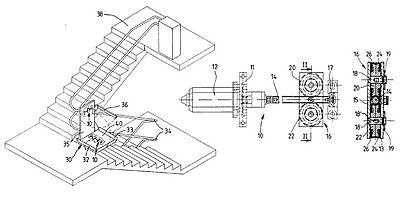 treppenlift selbst bauen treppen lift technik patente patentschriften eur 19 95 picclick de. Black Bedroom Furniture Sets. Home Design Ideas