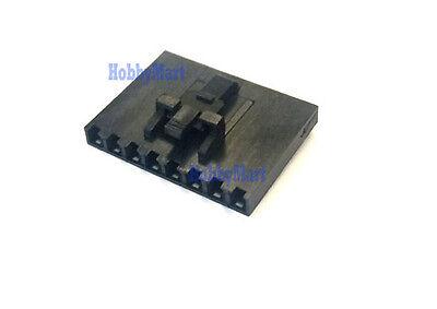 MOLEX 3-Pin 2543 2.54mm Female LOCK Connector with Male Header /& Crimp x 10 SETS