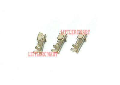 50 SET MICRO Mini JST-SH 1 0mm 3-Pin Receptacle Housing with Crimp Pin  Terminal