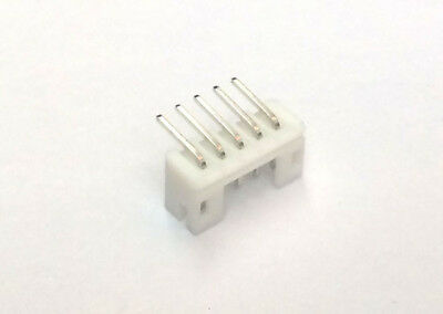 100 pcs of PH 2.0mm 2-Pin Right-Angle JST Socket Male Connector