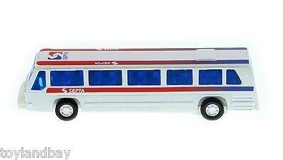 Septa Philadelphia Bus 6 in 1:64 Scale Southeastern Pennsylvania Transportation