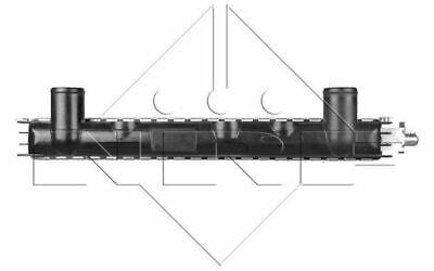 NRF Autokühler Für PEUGEOT 106 CITROEN SAXO 50421
