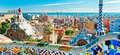 Buono sconto di 500 euro per 4 persone viaggio a Barcellona! 4