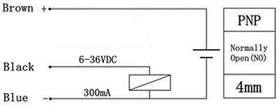 lj12a3-4-z/by PNP - capteur de proximite inductif 3 fils - auto bed leveling 2
