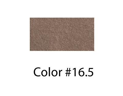 Buick Lacrosse W// HUD 2010-2016 Carpet Dash Board Cover Mat Dark Brown