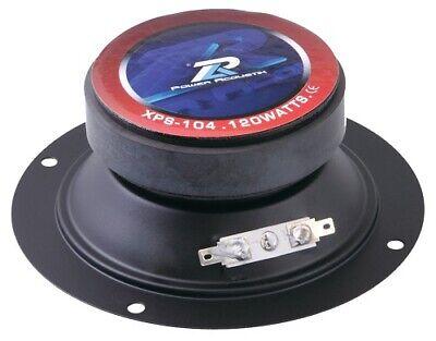 "NEW POWER ACOUSTIK XPS-104 4/"" CAR MID-RANGE WOOFER BASS DRIVER MIDRANGE SPEAKER"