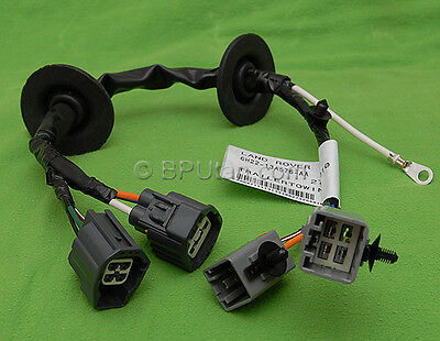 Land Rover LR3 Tow Hitch Trailer Wiring Wire Harness Electric – Land Rover Trailer Wiring