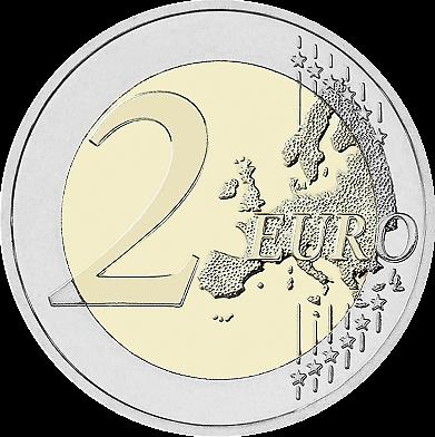 """Estonia 2019 UNC 2 Euro Commemorative coin """"150th anniversary of song festival"""" 2"""