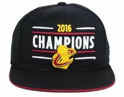 quality design cb59b 23afe ... Cleveland Cavaliers Cavs adidas 2016 NBA Champions Adjustable Snapback  Cap Hat 2