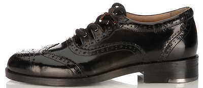 46b42d253f1 ... Men s Genuine Leather Ghillie Brogues Kilt Shoes with Synthetic Rubber  Sole 2