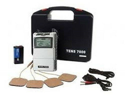 NEW TENS 7000 2nd Edition - Most Powerful unit (OTC) Muscle Stimulator Machine 2