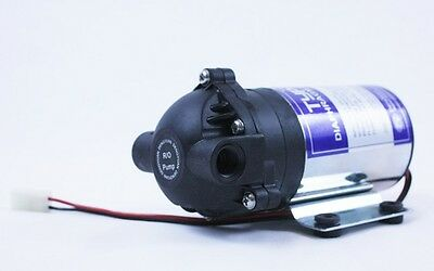 24v DC RO Water Filter Pumps | Reverse Osmosis 125psi Booster Pump