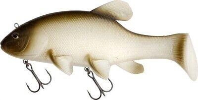6PCS 10.5cm//18.5g Rubber Bait Suicide Duck Top Water Fishing Lure Soft Swimbait