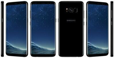 Samsung Galaxy S8 SM-G950F 64GB Unlocked Smartphone all Colours Grades UK *MINT 2