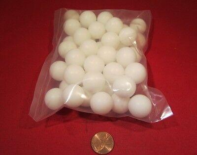 """300 Balls Delrin Acetal Balls POM White, 1//18 .125/"""" Diameter"""