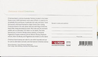 2005 Christmas Island - Christmas First Day Cover FDI