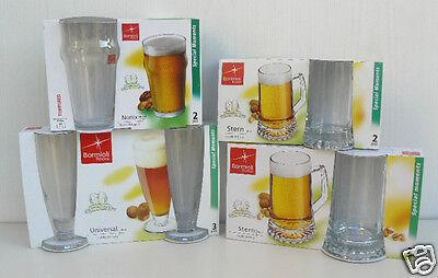 Bormioli Rocco Boccali Bicchieri Birra Stern Universal Nonix Oktoberfest Vetro 2