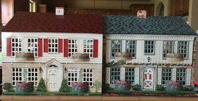 3 Of EACH 1948 PlaySteel DollHouse WindowBoxes & FlowerBeds WOOLWORTH Exclusive! 5