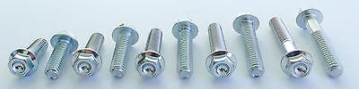 300pc Bolt Kit SUZUKI HAYABUSA GSX1300R GSXR600 GSXR750 GSXR1000 GSX61100 GSX R 10