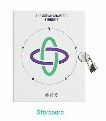 [US SHIPPING] TXT-[Dream Chapter:Eternity] (KpopMusicDepot) 2