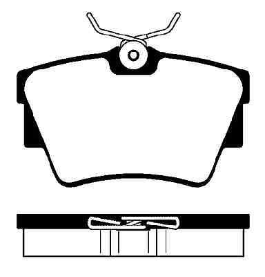 4 Bremsscheiben + Beläge Vorne + Hinten  Opel Vivaro Renault Trafic