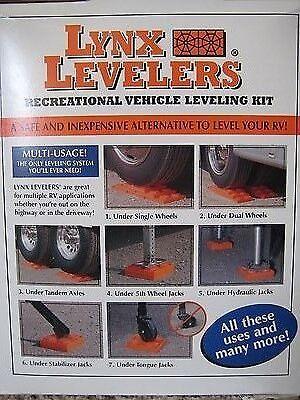 "10 pack Lynx Levelers 8.5/""x8.5/""x1.5/""H R-51-1015"