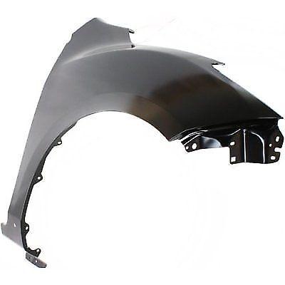 Fender For 2010-2013 Mazda 3 Hatchback Sedan Front Passenger Side Primed Steel