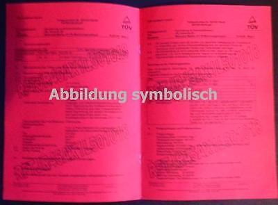 Mofadrossel Aprilia SR50 Typ: MZ mechanischer Drosselsatz mit Tüv-Gutachten